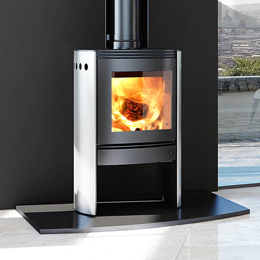 Bosca Spirit 550 Wood Fire