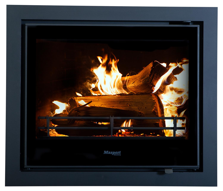 MASPORT  I7000 Rural – Inbuilt Wood Fire