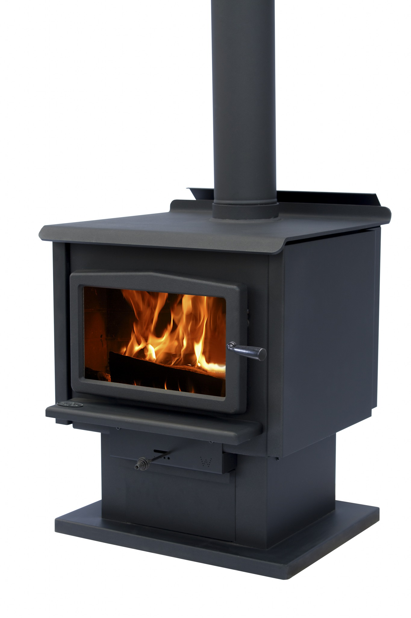MASPORT OSBURN 1600 – Freestanding Wood Burner With Ash Pan