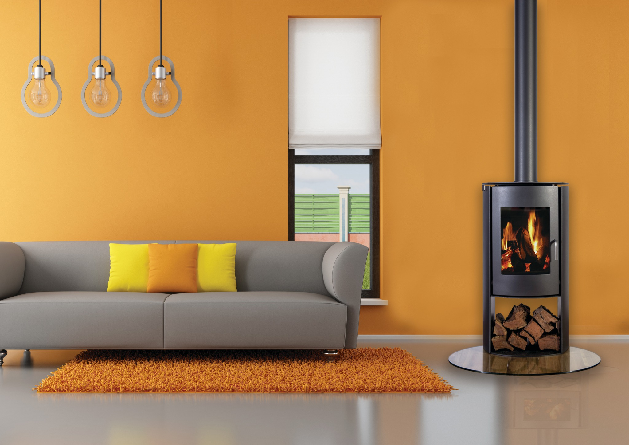 Nectre N65C Woodfire