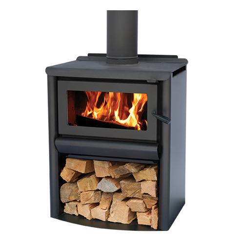MASPORT R5000 – Woodstacker Freestanding Wood Burner