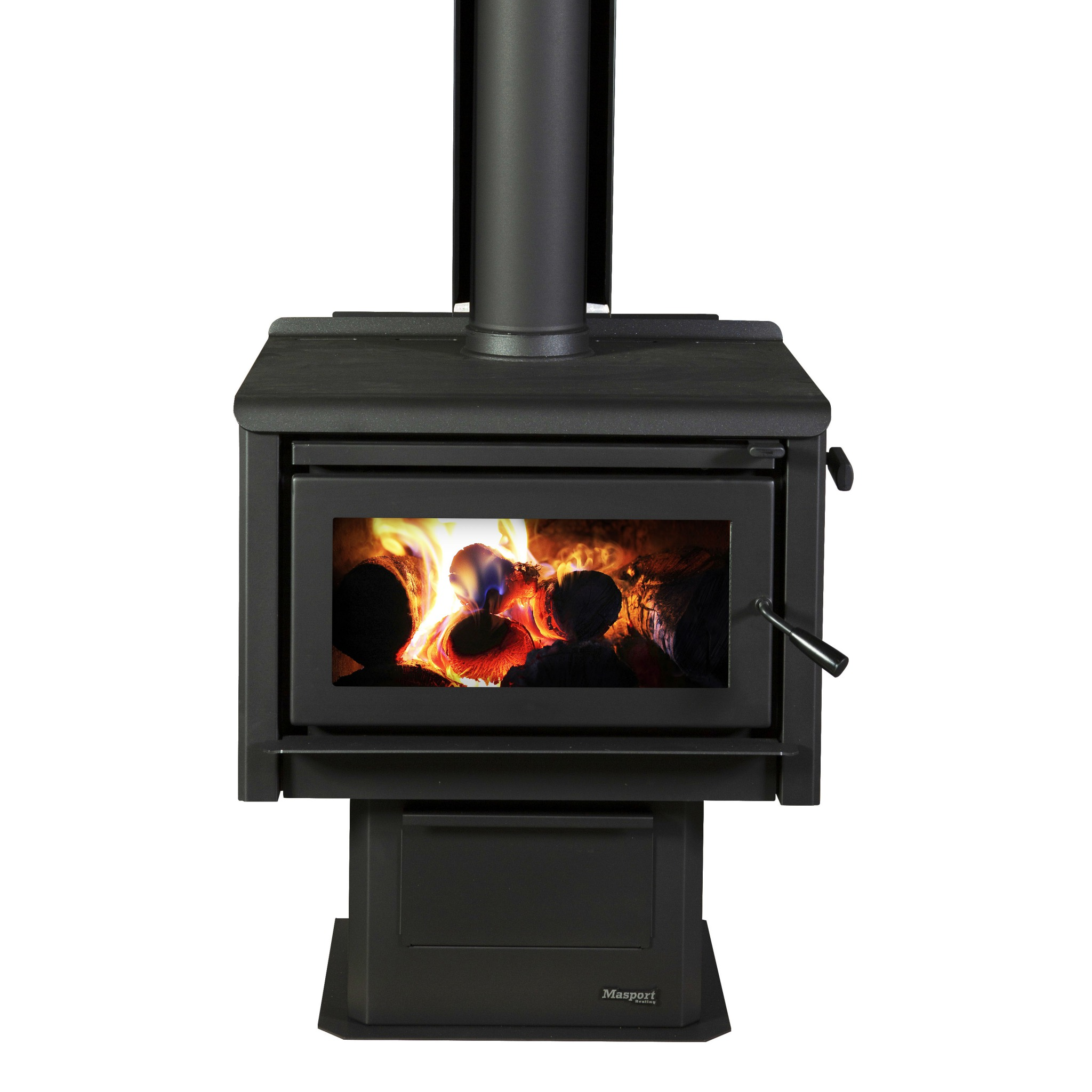 MASPORT RAKAIA – ULEB Freestanding Wood Fire